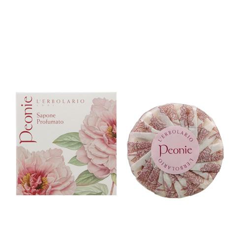 蕾莉歐 牡丹花植物香氛皂100g