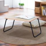 【樂活玩家】木紋輕巧折疊桌