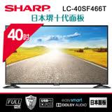 SHARP夏普 40吋智能連網顯示器 LC-40SF466T