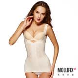 Mollifix 瑪莉菲絲 超自我 S LINE 挺胸塑身衣 (裸膚)