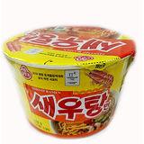 韓國不倒翁鮮蝦風味碗麵110g