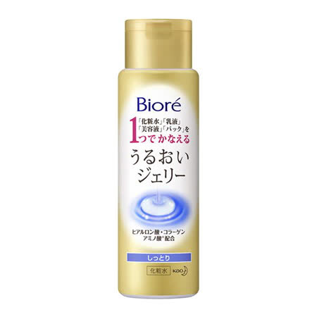 Biore 蜜妮  深潤水面膜化粧露-滋潤型 180ml