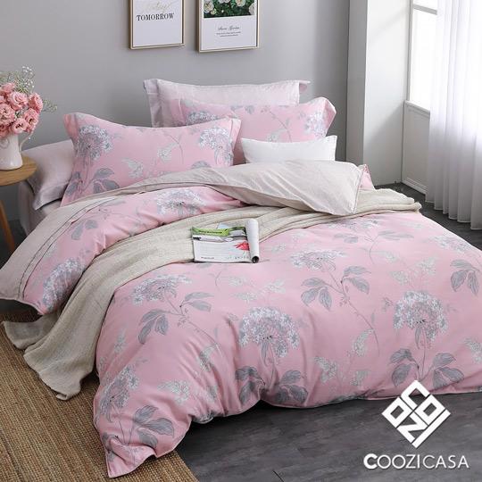 COOZICASA 天絲兩用被床組(雙人)