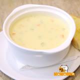 (任選)【極鮮配】奶油雞肉玉米濃湯 (220g±10%/包)