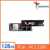ADATA威剛 XPG SX6000 128G M.2 2280 PCIe SSD固態硬碟 (送散熱片)