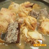 (任選)【極鮮配】麻香菌菇米血雞湯 (430g±10%/包)