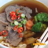(任選)【極鮮配】原汁牛肉湯 (430g±10%/包)