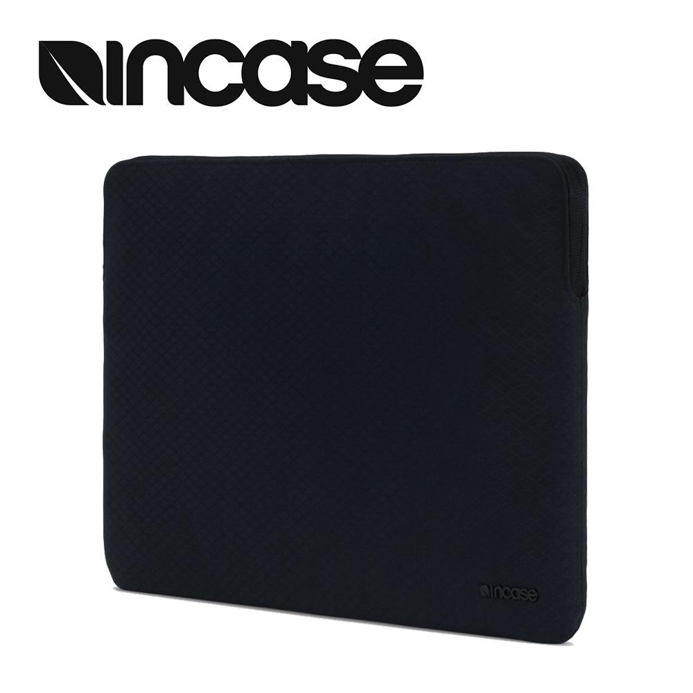 【INCASE】Slim Sleeve Pro 13吋 Thunderbolt 3 (USB-C) 鑽石格紋筆電保護內袋 / 防震包 (格紋黑)