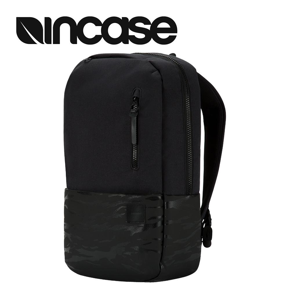 ~INCASE~Compass Backpack 15吋 輕巧膠囊筆電後背包  迷彩黑