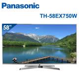 【Panasonic國際牌】58吋 4K UHD 液晶電視 TH-58EX750W