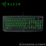 RAZER 雷蛇 2016黑寡婦終極綠軸(中文)綠軸 Blackwidow Ultimate
