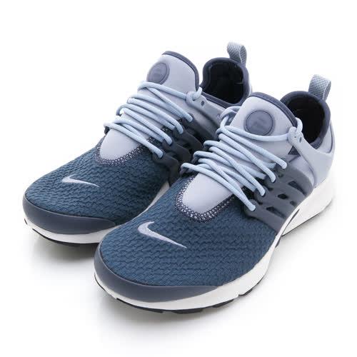 NIKE 女 經典復古鞋 W AIR PRESTO 藍 -878068010