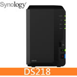 Synology DS218 網路儲存伺服器