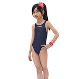 ≡MARIUM≡ 小女競賽型泳裝 MAR-8002WJ(深藍)