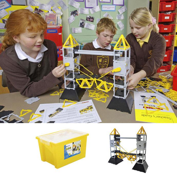 【華森葳兒童教玩具】建構積木系列-城堡積木 N8-PP871