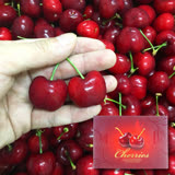 【水果達人】智利鮮採冬季紅鑽石櫻桃9.5Row (1公斤/盒)