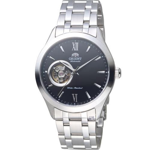 ORIENT 東方錶 小鏤空機械錶  FAG03001B