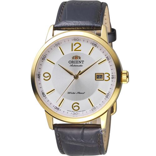ORIENT 東方錶 經典自動上鍊機械錶  FER27004W