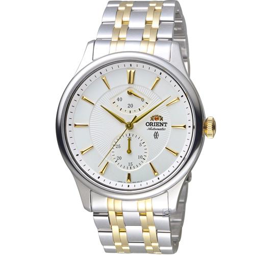 ORIENT 東方錶 經典動力儲存機械錶 FM02001W