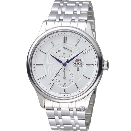 ORIENT 東方錶 經典動力儲存機械錶 SFM02002W