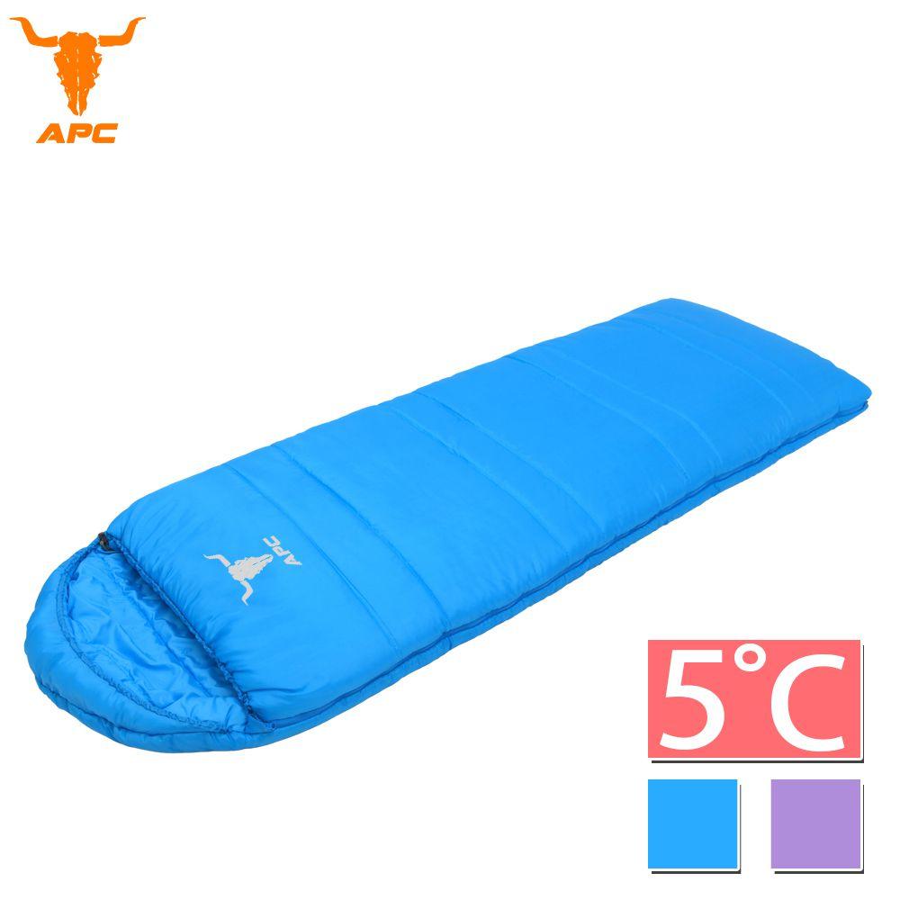 出清特價↘APC《馬卡龍》秋冬可拼接全開式睡袋-寶石藍/ 葡萄紫