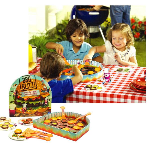 【華森葳兒童教玩具】益智邏輯系列-我做的BBQ N1-EI-3440