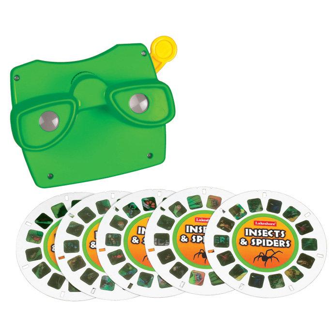 【華森葳兒童教玩具】科學教具系列-昆蟲幻燈片 N8-LL603