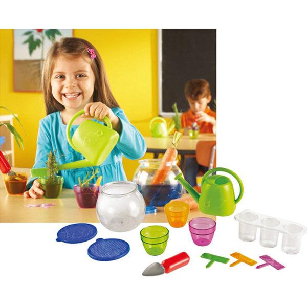 【華森葳兒童教玩具】科學教具系列-植物生長組 N1-4784