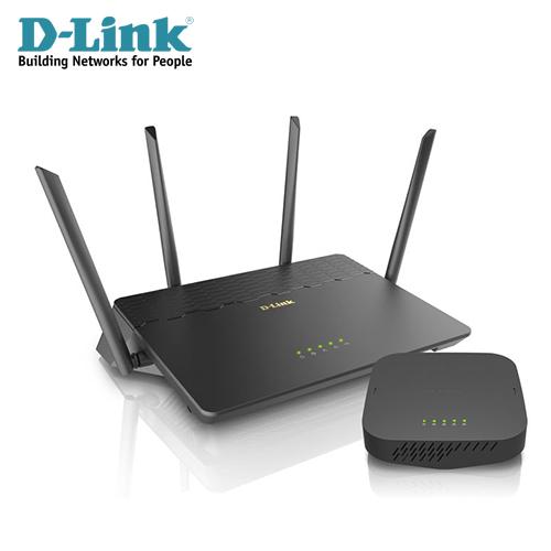 D-Link 友訊 COVR-3902 AC3900 Covr 全覆蓋家用Wi-Fi系統