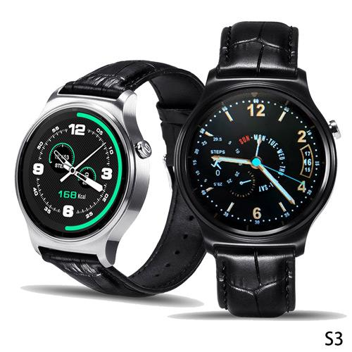 SAMGO S3觸控心率 智能通話手錶