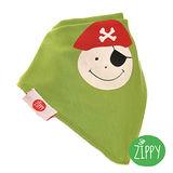 英國Zippy-幼兒時尚口水巾(海盜)
