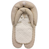 【英國Natures Purest】天然有機棉-車椅雙層頭枕