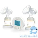 KU.KU酷咕鴨-智能韻感雙邊電動吸乳器