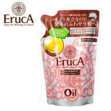 ERUCA ღ日本人氣 精油洗髮乳-燙染蓬鬆洗髮乳補充包 400ml