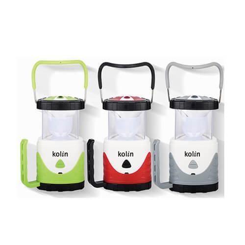 Kolin歌林 Kolin歌林 LED露營燈+手電筒+警示燈-KSD-SH01UP KSD-SH01UP
