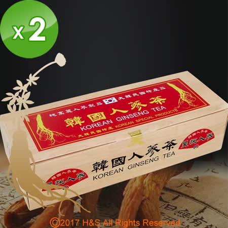瀚軒 特選 韓國人蔘茶 (5g*30包)2盒