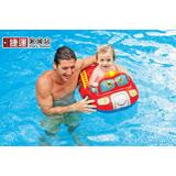 INTEX 59586 嬰幼兒造型游泳座圈