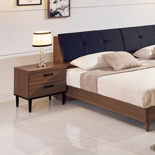 AS-亞度尼斯淺胡桃色床頭櫃-48x40.3x52cm