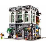 【LEGO樂高】特別版CREATOR系列 10251 銀行 Brick Bank