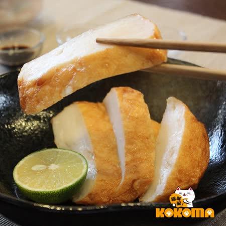極鮮配 久煮不爛 純魚漿手工天婦羅
