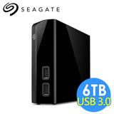 希捷 Seagate Backup Plus Hub 6TB 桌上型 3.5吋外接硬碟 STEL6000300