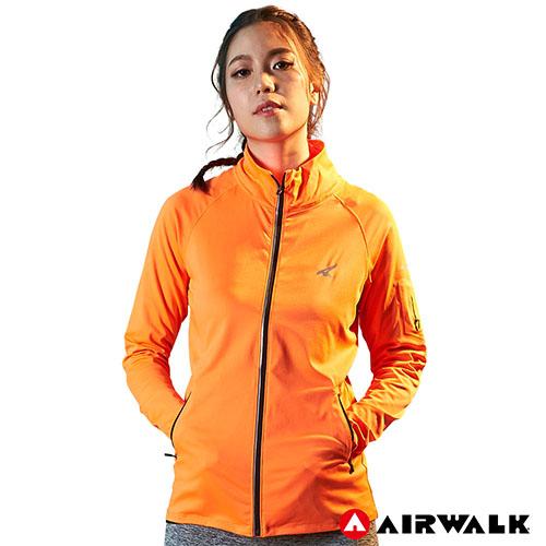 【AIRWALK】女款立領外套