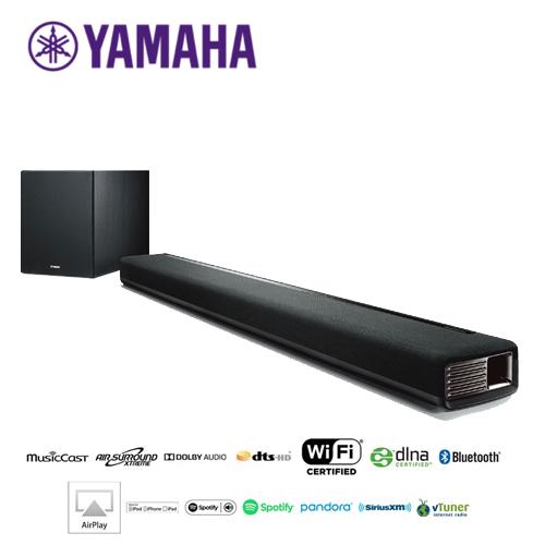 YAMAHA Soundbar 前置環繞 家庭劇院 YAS-706 7.1 聲道環繞音