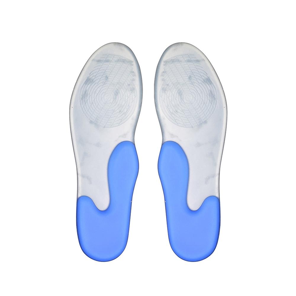 糊塗鞋匠 優質鞋材 C56 矽膠U型加強鞋墊 (雙)