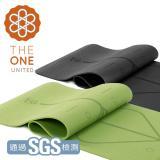 【The One】環保TPE正位線瑜珈墊 6mm