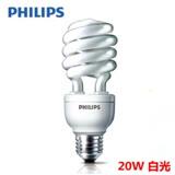 【飛利浦 PHILIPS】HELIX 20W 省電燈泡 白光 E27(6入組)