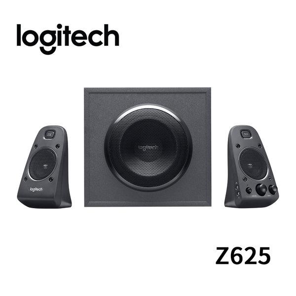 Logitech 羅技 Z625 THX 認證 2.1聲道 三件式喇叭