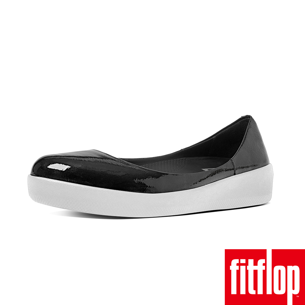 FitFlop TM-SUPERBALLERINA TM PATENT黑