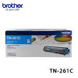 Brother TN-261C 原廠藍色碳粉匣