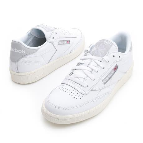 REEBOK 女 休閒鞋 CLUB C 85 SU 白 -CM9162
